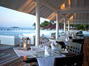 Sea Diamond Thudufushi  Ristorante