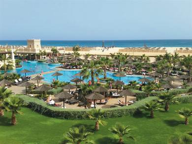 Sea Hotel & Resort Riu Touareg