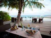Kuramathi resort_ Island Barbecue
