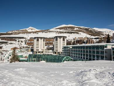 TH Sestriere - Villaggio Olimpico