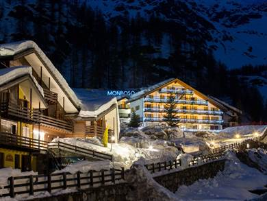 TH Gressoney La Trinité - Monboso Hotel