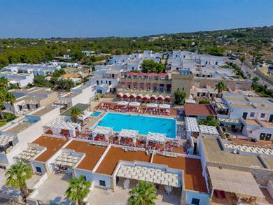 Alpiclub Messapia Hotel & Resort - Hotel